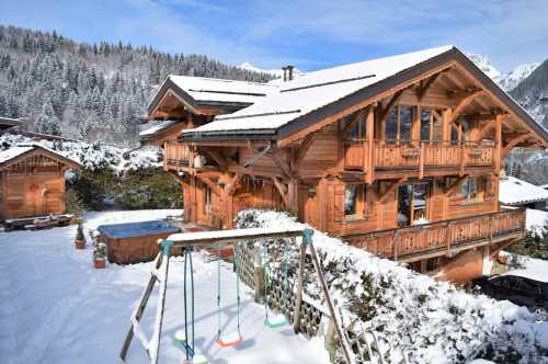 Casa CHAMONIX MONT-BLANC - Ref 124599
